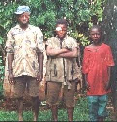Orphans of Rwanda's Genocide