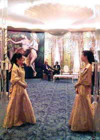 Shanghai's Paramount Club
