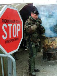 Peacekeeper Kosovo