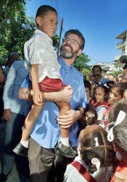 Gerry Adams Sinn Fein Cuba