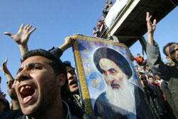 Shiites demonstrate for elections