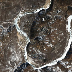 Yongbyon nuclear reactor