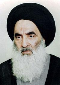 Ayatollah Ali al-Sistani