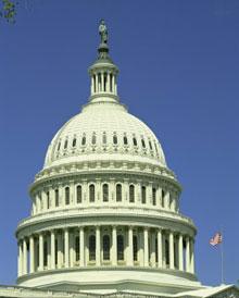 U.S. Capital building.