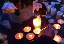 Commemorating Tlatelolco