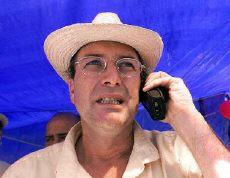 Otton Solis Costa Rica Presidential Campaign