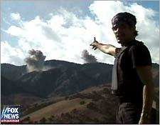 Geraldo Rivera in Afghanistan