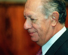 President Ricardo Lagos of Chile