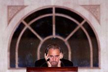 Fidel Castro speaks in Malaysia