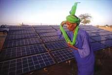 Solar Energy Mali
