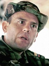 Carlos Castano, head of Colombia's AUC paramilitary group