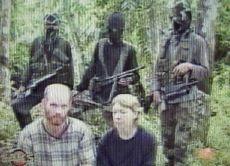 Philippines Abu Sayyaf Hostages