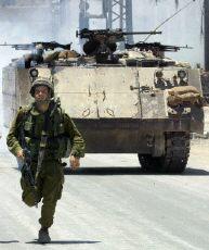 Israeli Soldiers in Bethlehem