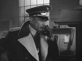 Nazi officer from Casablanca