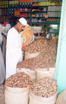 Street scene, Khartoum