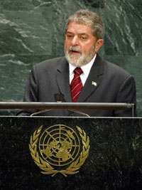 Lula at the United Nations