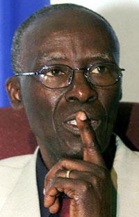 Samuel Sipepa Nkomo