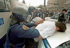 Tlateloco Protest