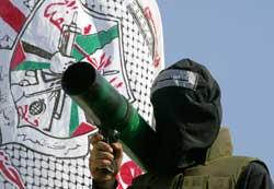 An Al-Aqsa Martyrs Brigade activist