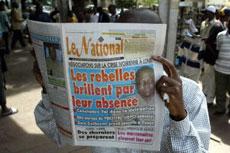 Cote d'Ivoire Coup