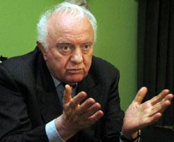 Eduard Shevardnaze