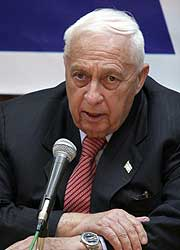 Ariel Sharon Health Problems | RM.