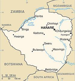 Trevor Ncube - Under Siege: Zimbabwe\'s Human Rights Activists ...