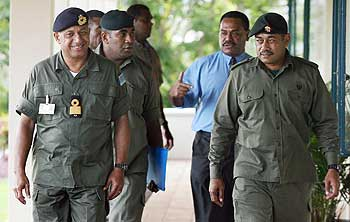 Fiji, 1987-2007 : The Story of Four Coups