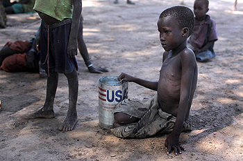 World Hunger and Poverty