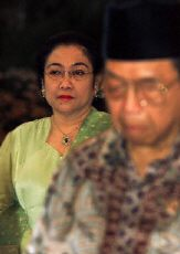 Megawati and Wahid
